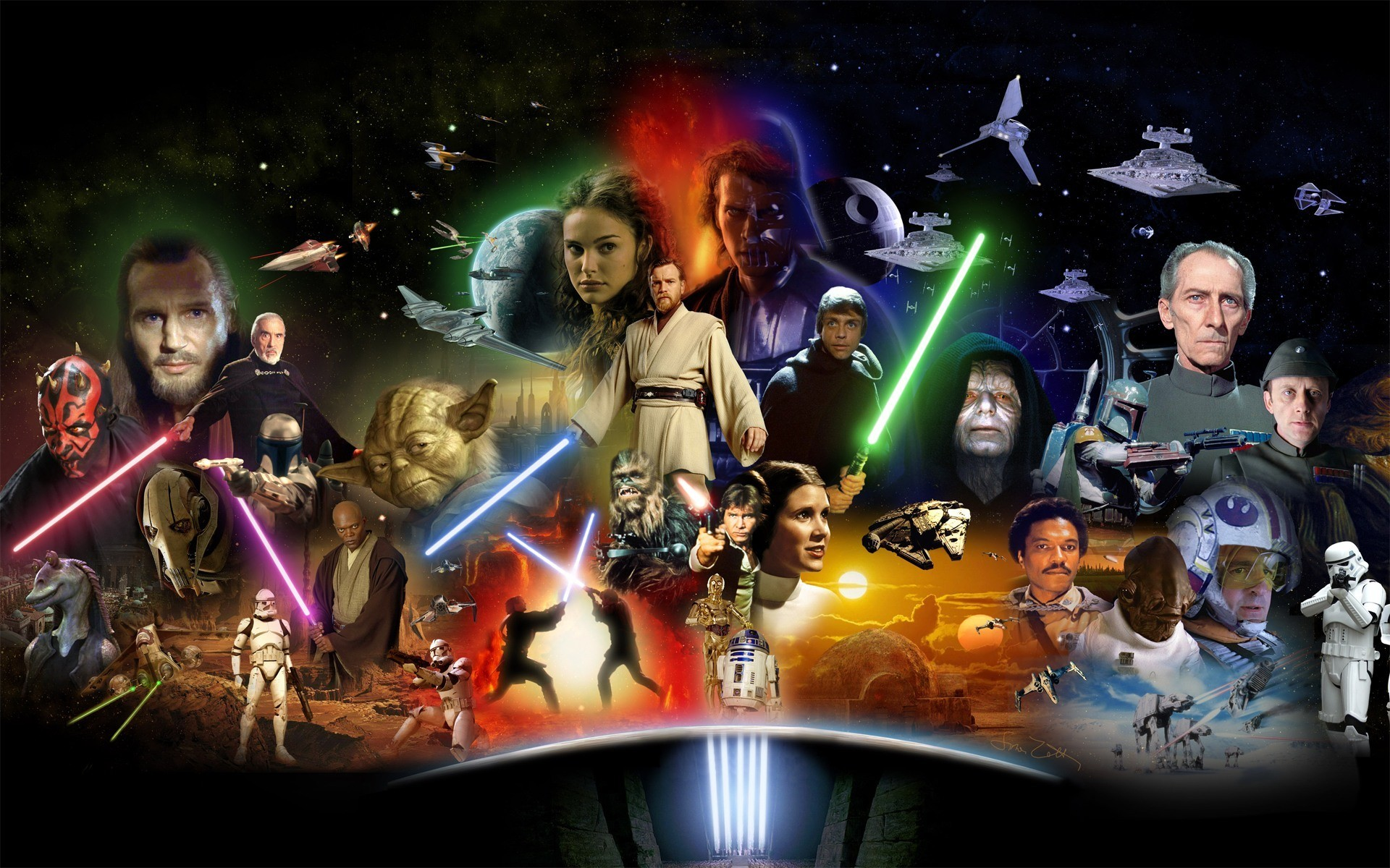 Star Wars / Звездные войны.