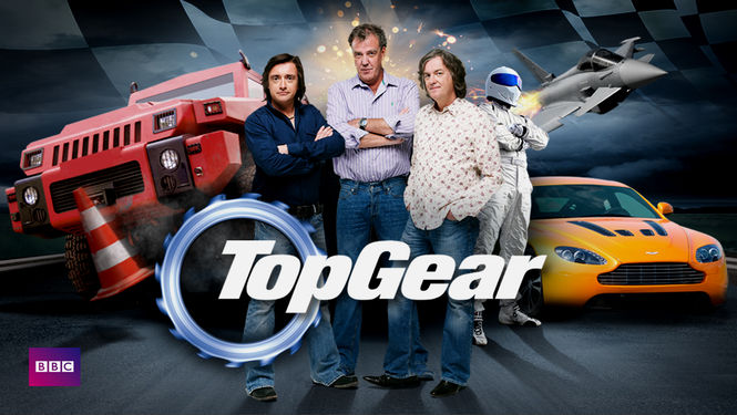 Top Gear series 8