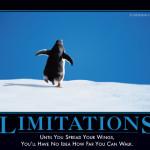 limitationsdemotivator