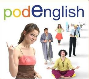 Подкасты на английском.