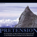 pretensiondemotivator