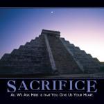 sacrificetempledemotivator