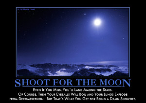 shootforthemoondemotivator