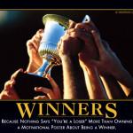 winnersdemotivator