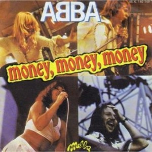 ABBA - Money Money Money Lyrics