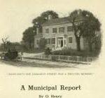 A Municipal Report