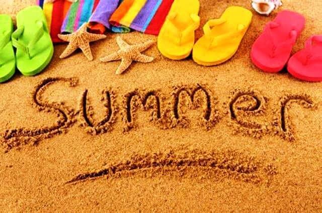 Топик My summer holidays