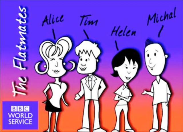 The Flatmates bbc
