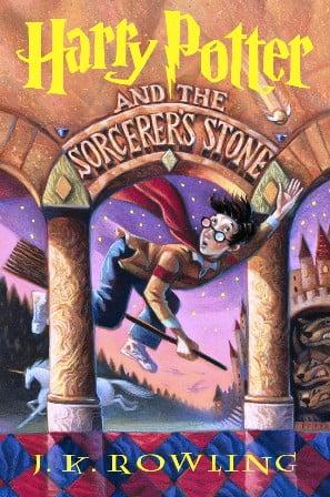 Гарри Поттер и философский камень книга