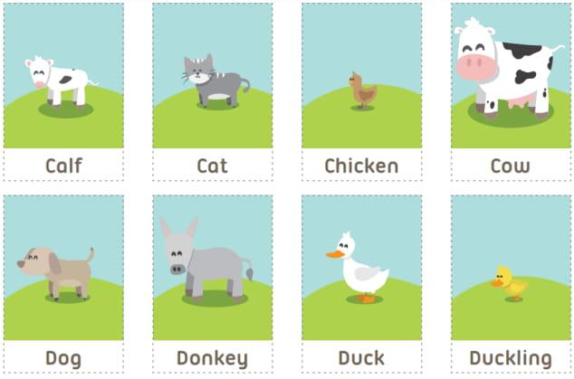 карточки для печати