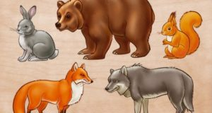 Животные на английском языке с переводом