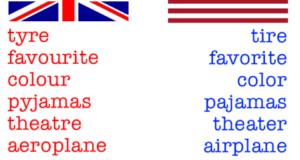 Особенности американского английского