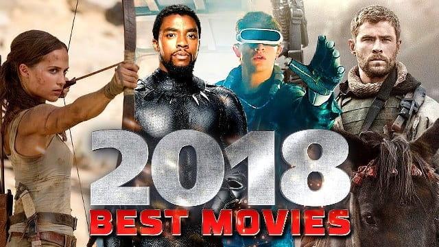 Трейлеры к фильмам 2018