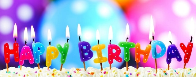 Изображение - Поздравление на английском с днем birthday