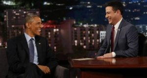 Jimmy Kimmel Live. President Obama