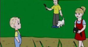 Мультфильмы для детей на английском