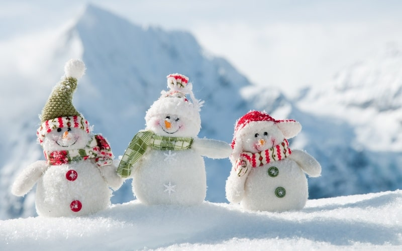 My Favourite Season - Winter