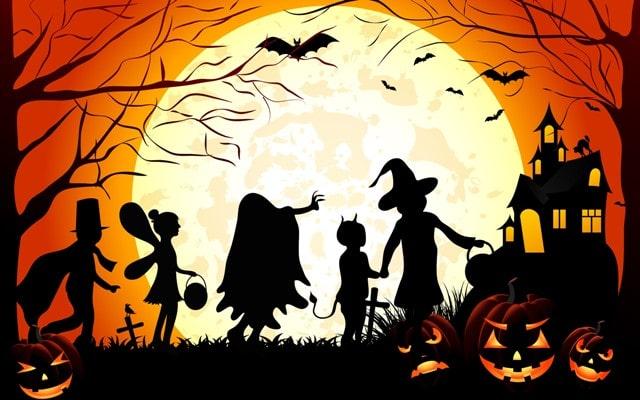Сочинение на английском языке: Хэллоуин