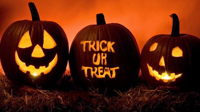 Сочинение на тему Хэллоуин