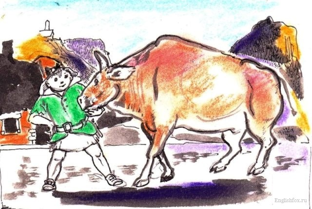 BILLY BEG AND HIS BULL