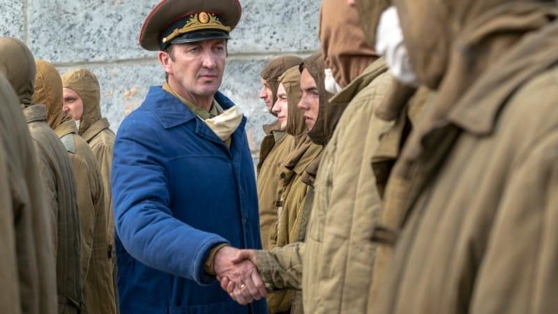 """Сериал """"Чернобыль"""" 4 серия"""