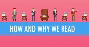 Как правильно читать английский текст