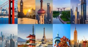 Города мира на английском языке с переводом