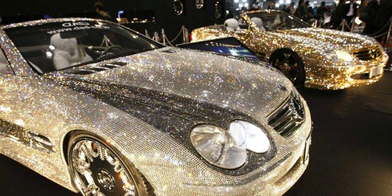 Young millionaires. Ashley Qualls