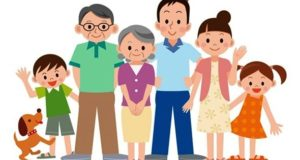Тема Семья (Family)