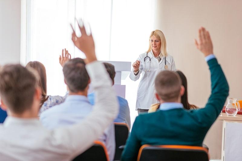 Как проходит повышение квалификации врачей