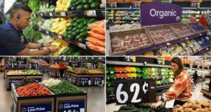 Сколько стоят продукты в США