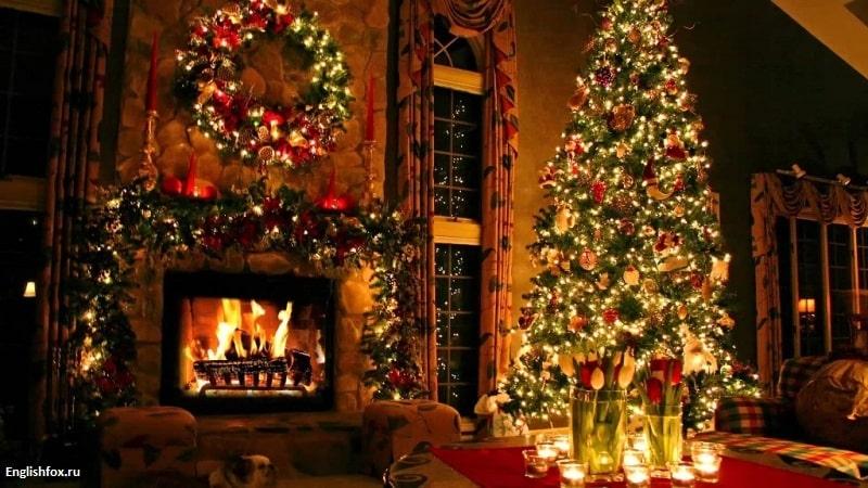 Celebrating Christmas Dialogue