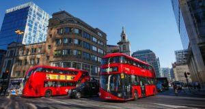 Городской транспорт на английском