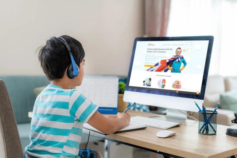 Онлайн-школа английского языка для детей «Новакид»